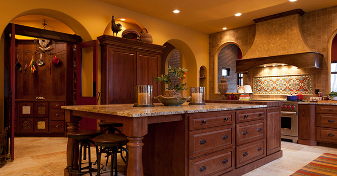 Custom Cabinet Styles And Colors One Week Kitchens